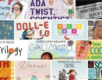Blog Banner STEM Picture Books to add to your homeschool