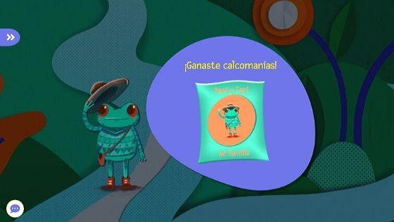FabuLingua Stickers