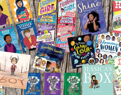 Blog Banner Diverse and Inclusive Books For Kids
