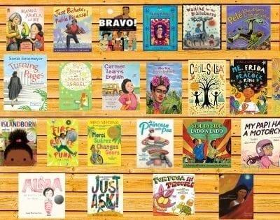 Blog Banner Must-Read Children's Books for Hispanic Heritage Month