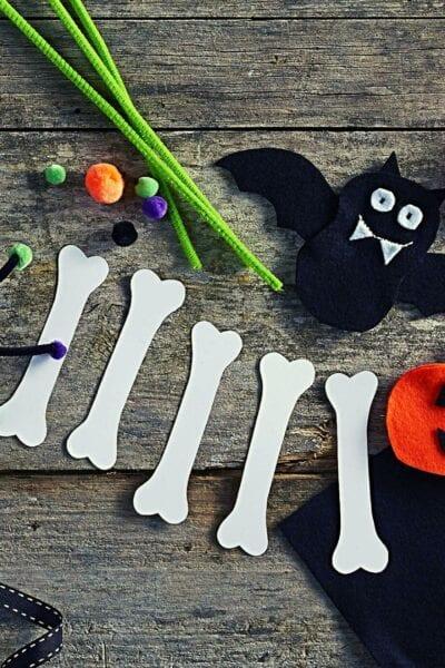 Blog Banner Halloween Crafts