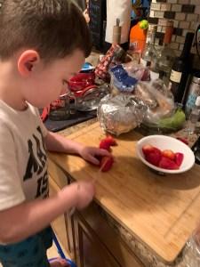 Julian in Kitchen IMG_5698