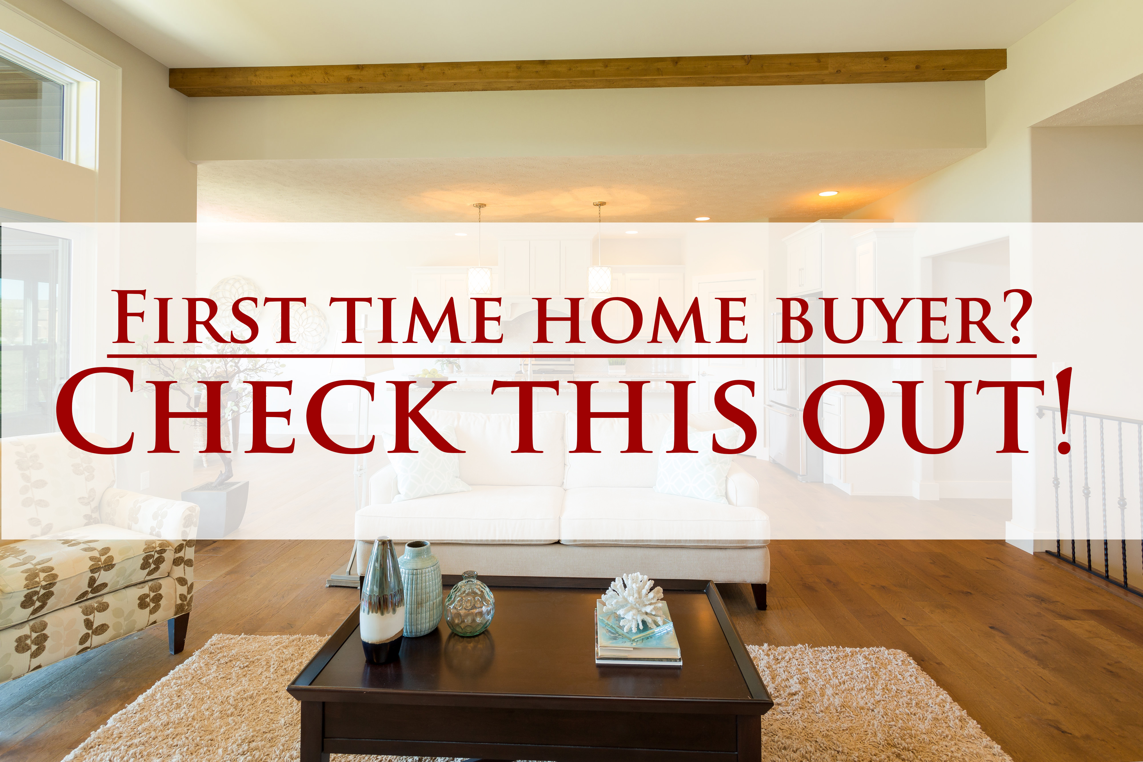 First Time Home Buyer? Qualifying For a Home Loan Just Got Easier!