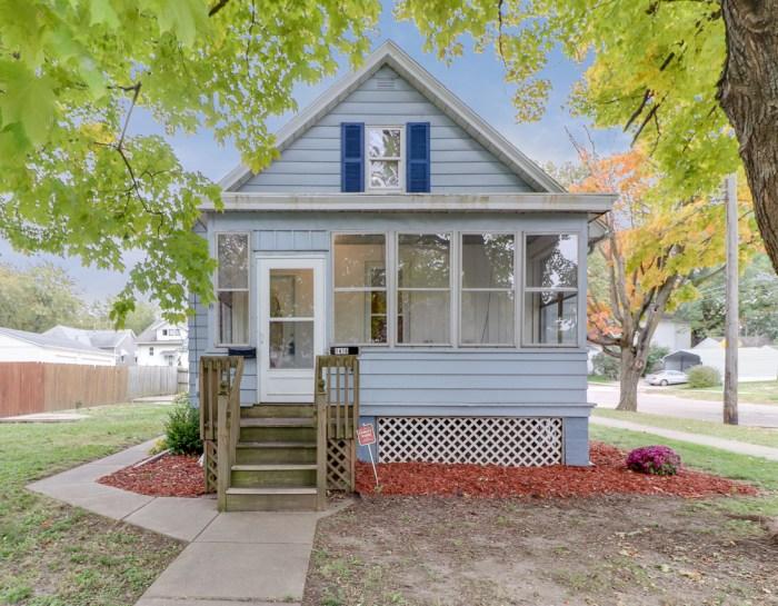 1416 W Chestnut, Bloomington IL 61701 – SOLD