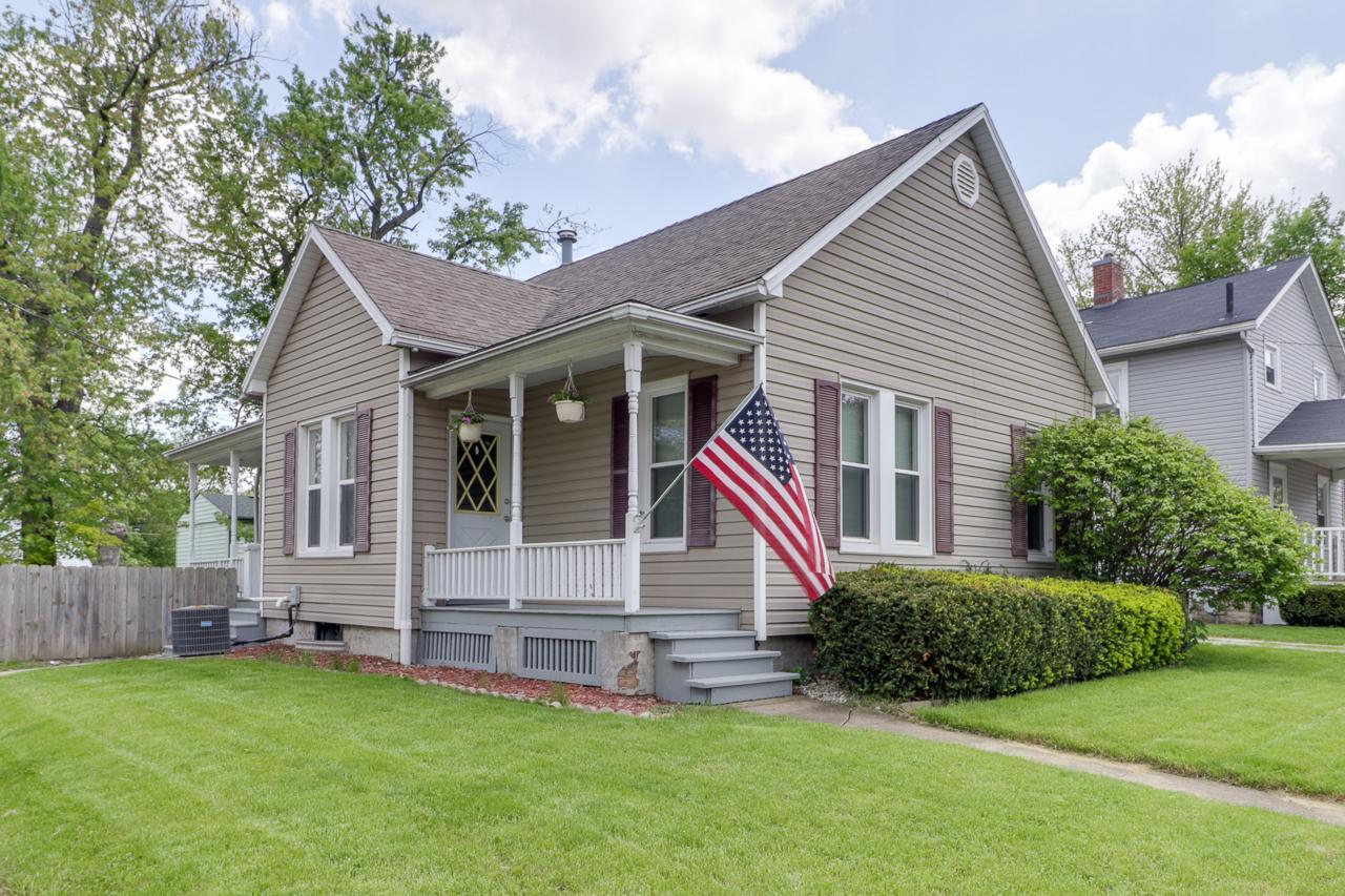 702 S Mason St. Bloomington, IL 61701 – SOLD