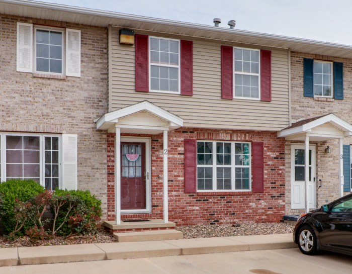 3 Andy Ct. Unit 2, Bloomington, IL 61704 – SOLD!