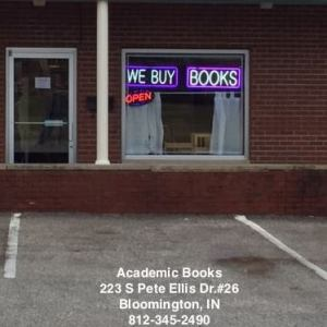 Academic Scholarly Bookstore