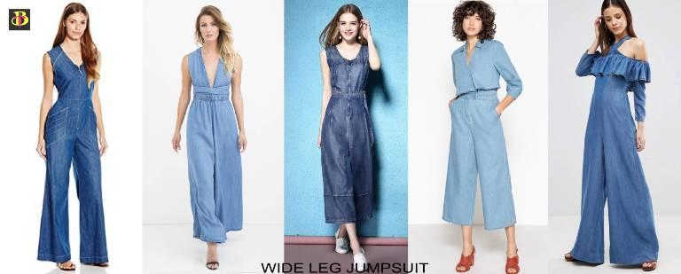 wide leg jumpsuit for women