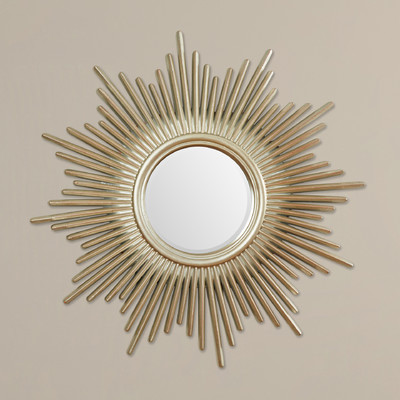 Hardy Wall Mirror by House of Hampton $158.99 Wayfair