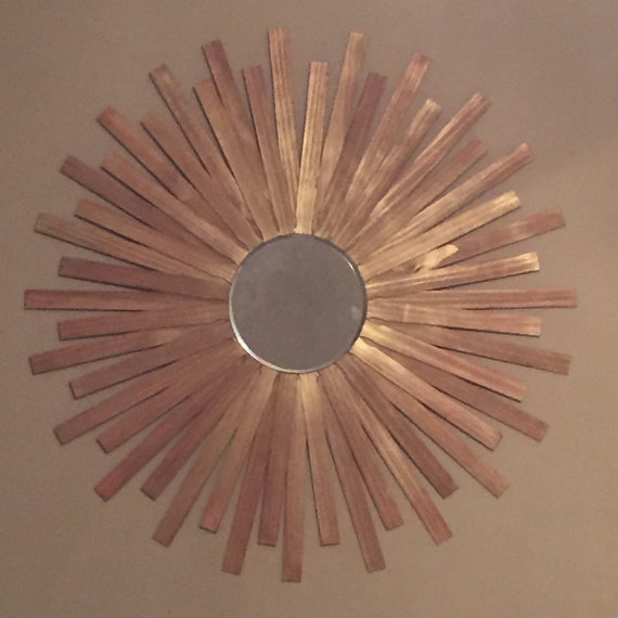 Wooden-Starburst-Mirror Etsy JsparksCreations
