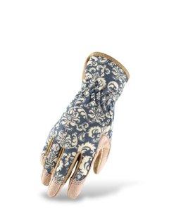 garden gloves floral