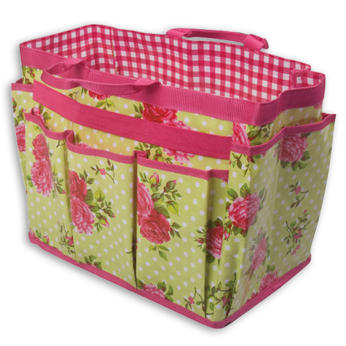 If Youu0027re Not Already Wearing Your Gloves, Youu0027ll Need Them Easily  Accessible. This Bag Is A Design By Laura Ashley. Garden Tool Bag