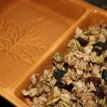 add raisins to granola