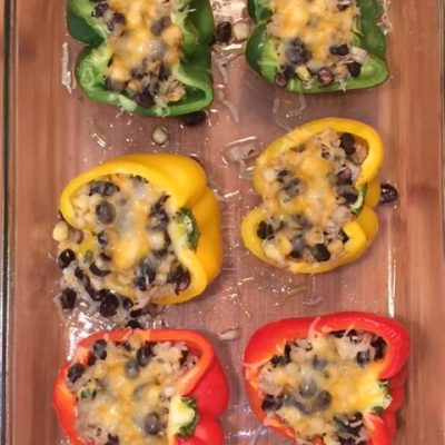 Peppers Add Color to Your Dinner Plate