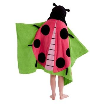 ladybug towel for kids
