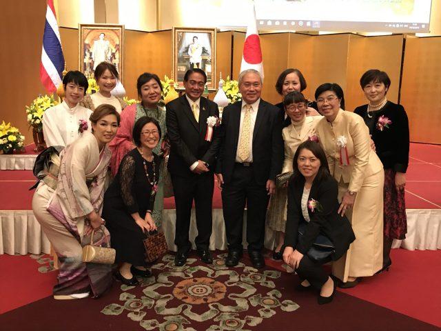 福岡でタイ王国ナショナルデーレセプション