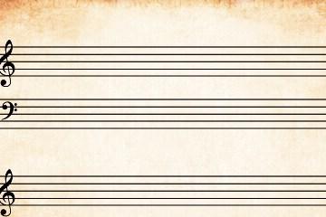 Folha de Pauta PIANO Folha de Pauta PIANO pauta piano