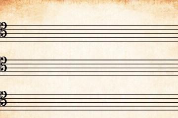 folha de pauta tenor Folha de pauta TENOR pauta tenor