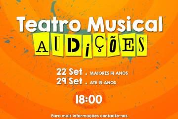 Audições Teatro Musical Audições Teatro Musical audi  oes teatro musical 2015
