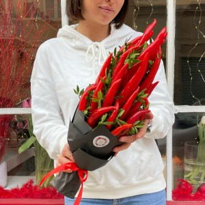 bouquet de piments