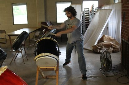 Lyco Taiko and DIY drums