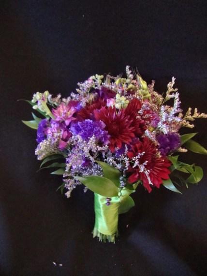 pinkpurplecarnationsbouquet