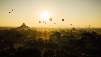 the benefits of travelling in bagan