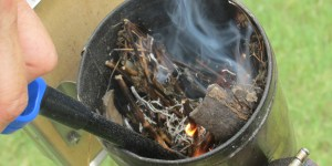 How to start the Bee Smoker and Keep it Going.