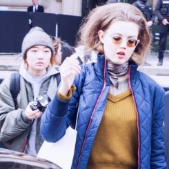 Lindsey Wixson [Chanel]
