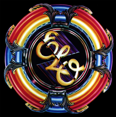 Electric Light Orchestra (ELO) band logo