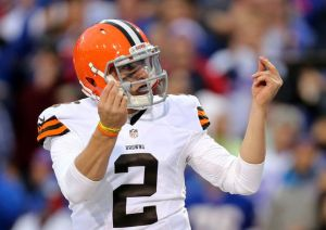 Want another sure bet? Johnny Manziel will never play in the NFL again.