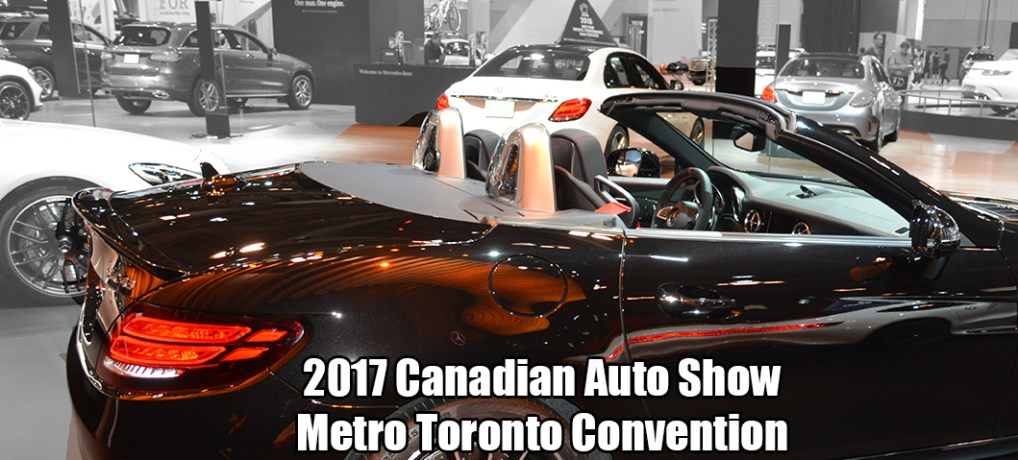 2017 Canadian Auto Show Metro Toronto Convention