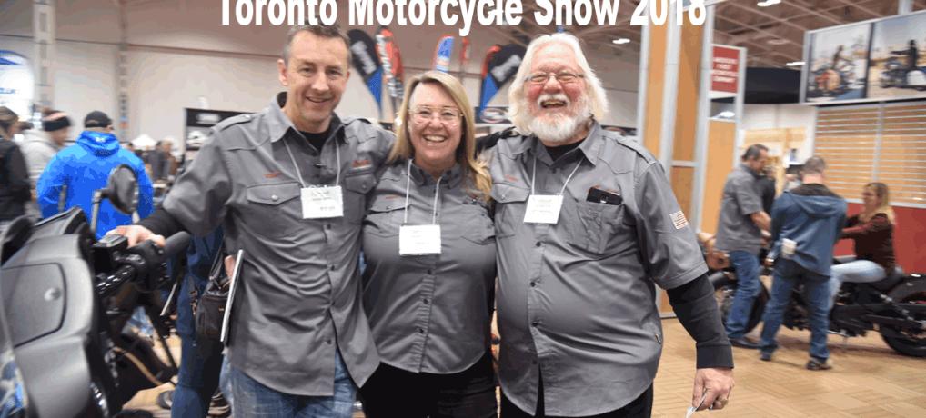 Toronto Motorcycle Show 2018