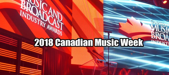 2018 Canadian Music Week