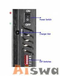 La mejor señal de la antena bloqueador 5 refrigerado por GSM900 celular, GPS, 2G, 3G y LoJack de China Ai007832