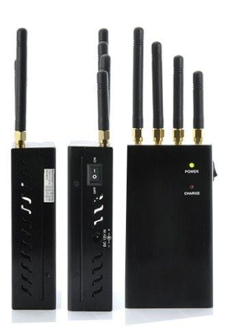 BLOQUEADOR DE WIFI 3G E CELULAR