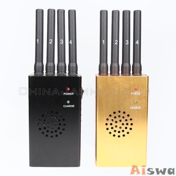Jammer Inhibidor 3G, GPS, GSM