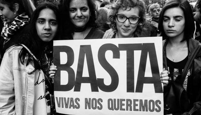 No más violencia contra la mujer en El Salvador