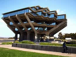 Geisel Library, UCSD