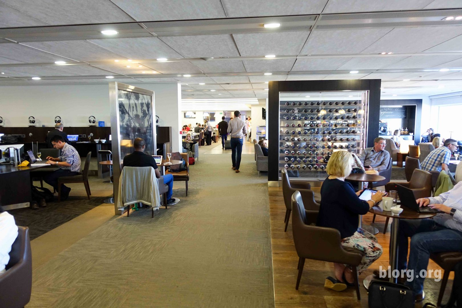 LHR Transfer Hustle: Galleries Club Lounge Review