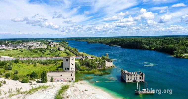 Tallinn Tour: Hiking in an Abandoned Prison