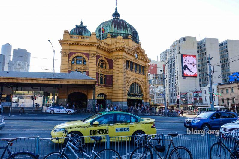 Melbourne Central Station