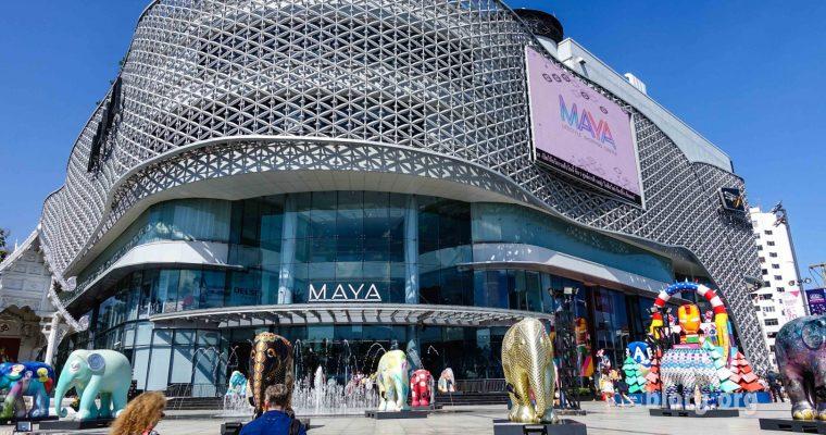 Living at the Maya Lifestyle Mall (Chiang Mai, Thailand)