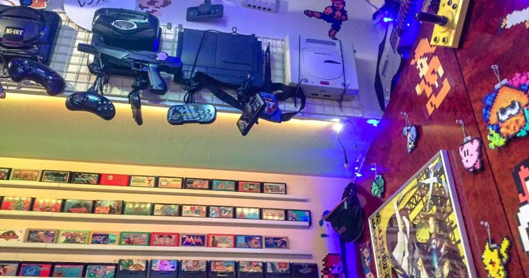 Game Bar Continue: An Osaka Video Game Bar