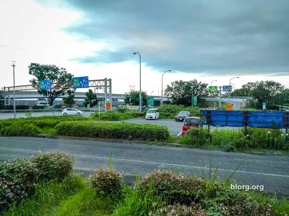 fuji expressway bus
