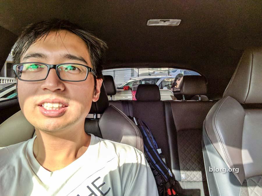 sky rental car