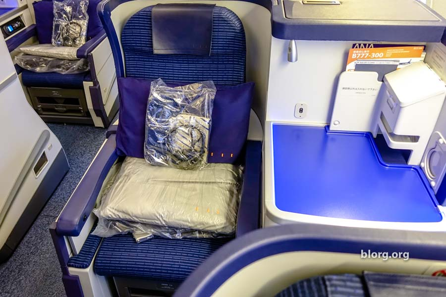 ANA Business Class: A Relaxing Ride From NRT To LAX