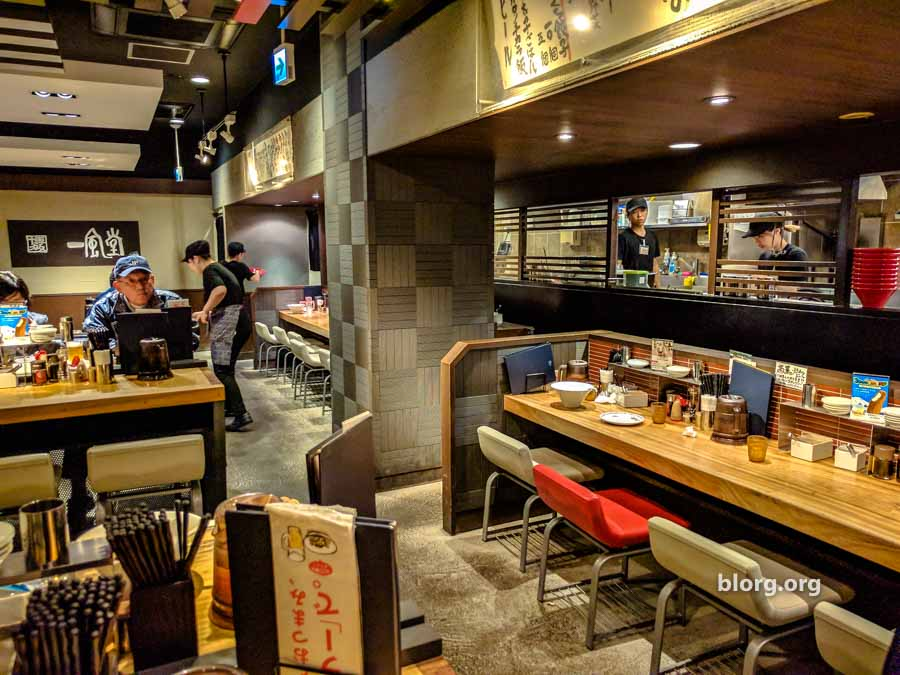 Ramen Review: Japan's Ippudo Ramen Chain