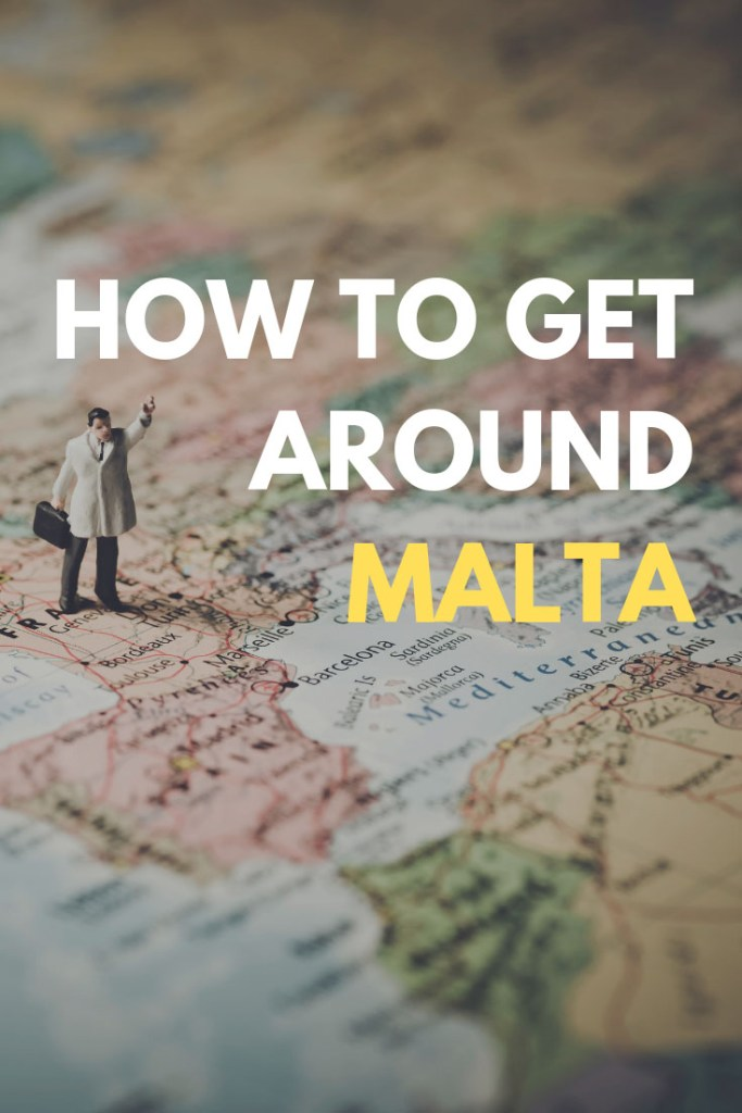 how to get around malta guide