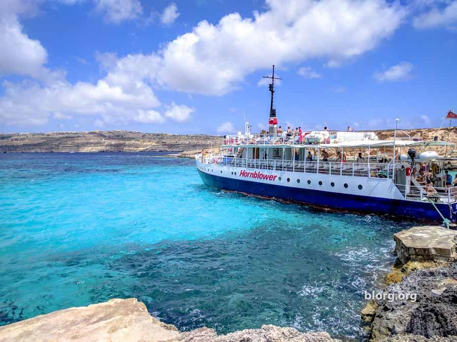 malta ferry hornblower cruise